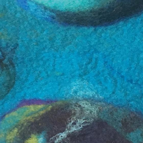 EscapadeArtisanale Laine Feutree textile
