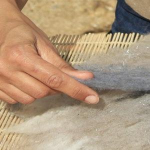 escapades artisanales laine feutrée Aurélia APortée2Mains